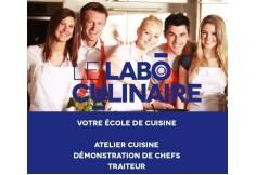le Laboculinaire école de cuisine